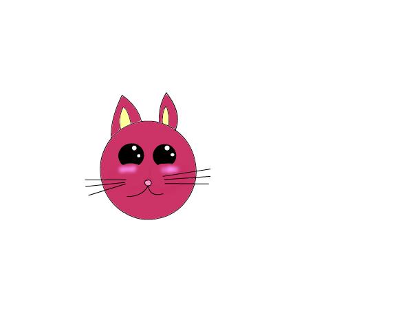 Типа кот.