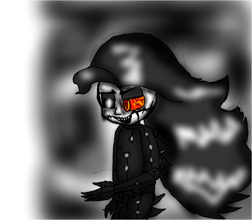 horror monster anastasiyacemetery