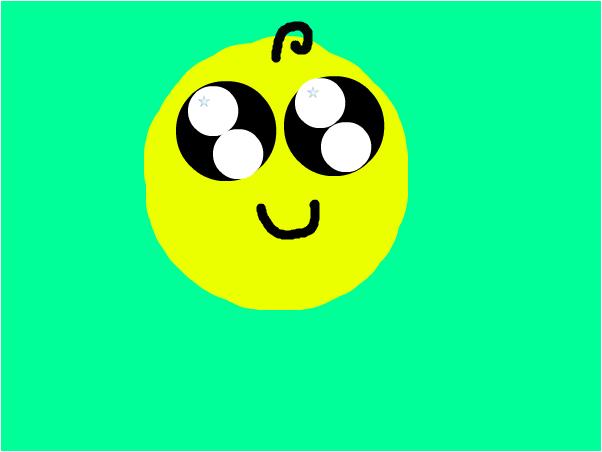 Cute baby emoji