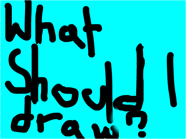 What Should I Draw