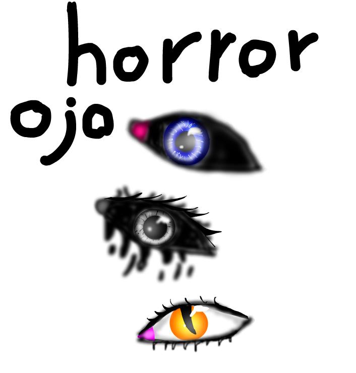 horror ojo