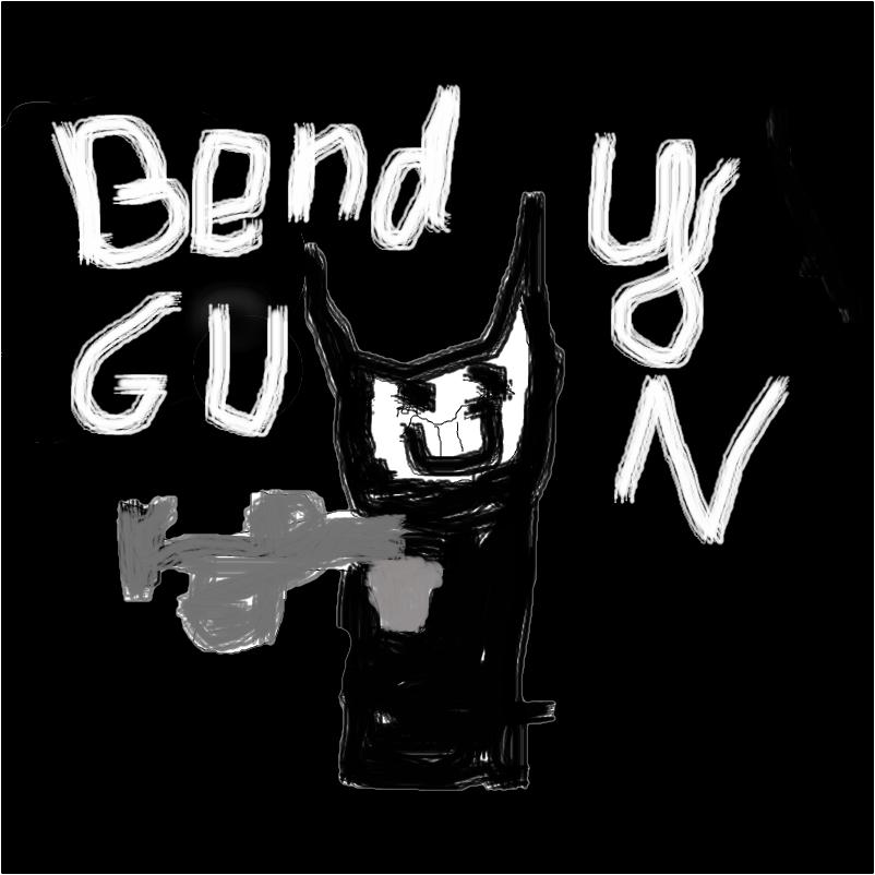 """Bendy Gun"""