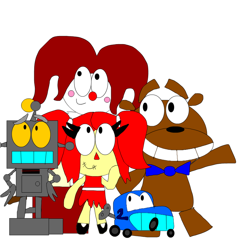 the toy gang