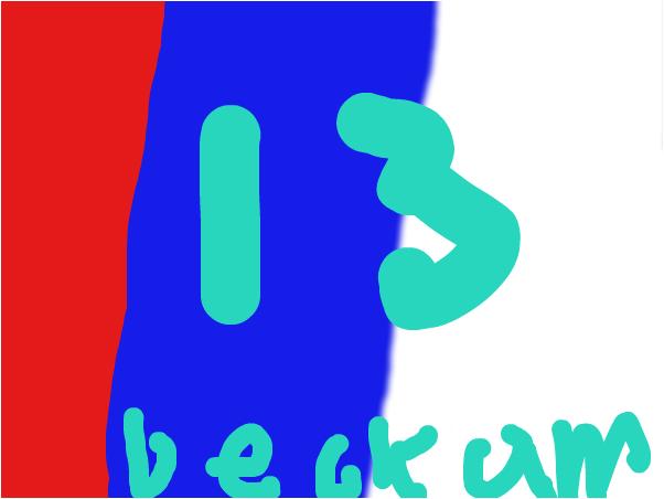 13 beckam