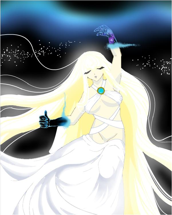 Goddess of The Stars.