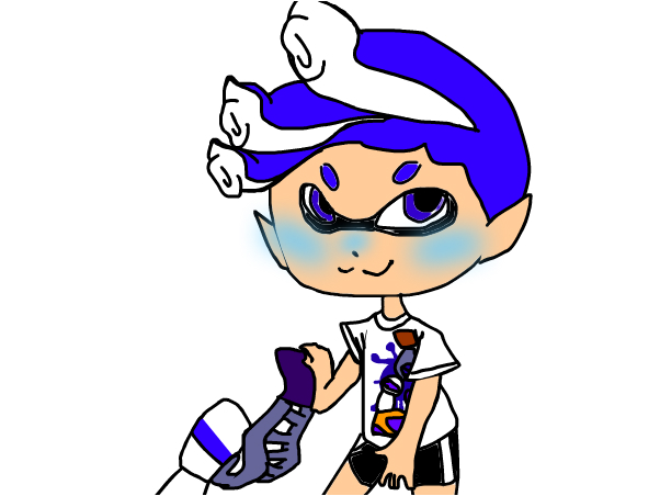 inkling bomby