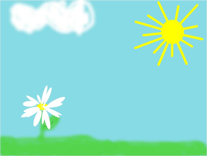 солнечная полянка