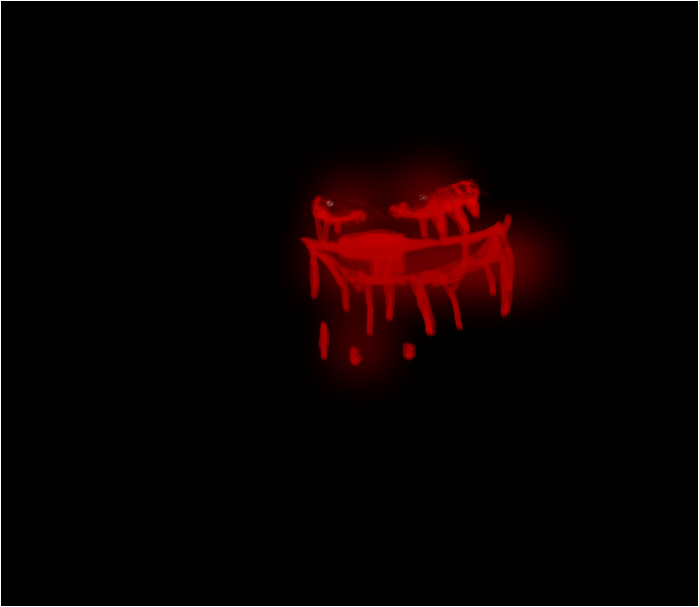 creepy terror horror zozo zalgo