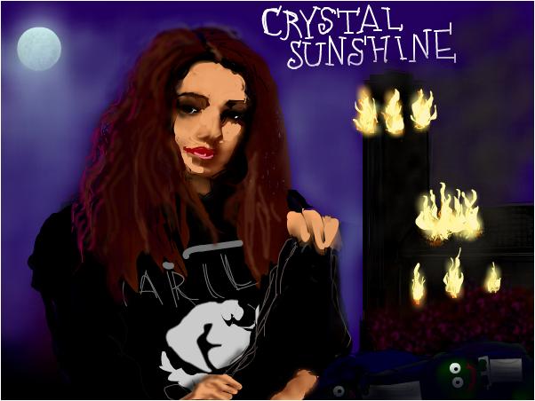 Crystal  Sunshine