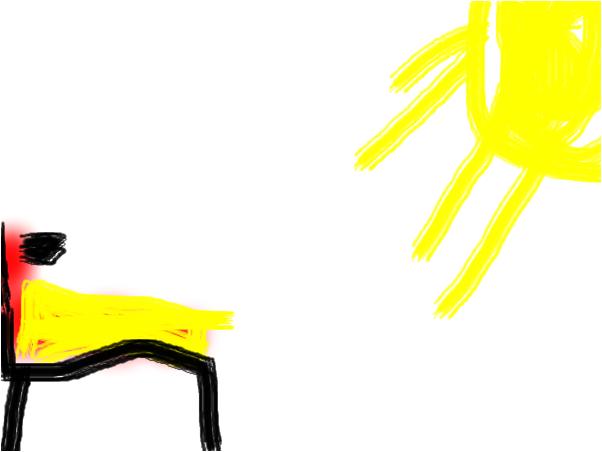 hot dog sun taning