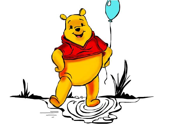 Winnie the pool