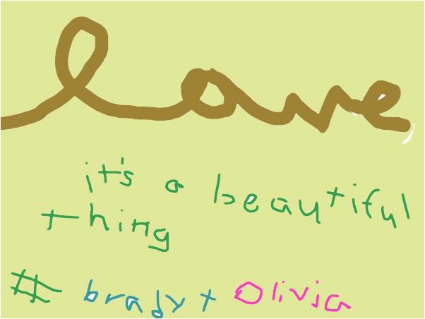 #BRADY+OLIVIA