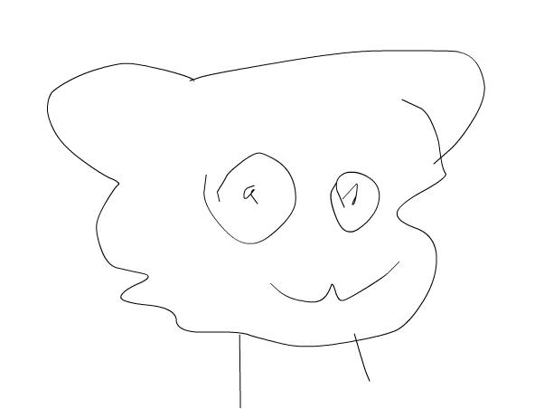 а я вапще не умею рисовать