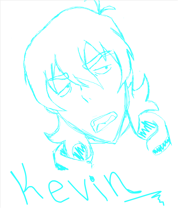 Kevin from Voltron