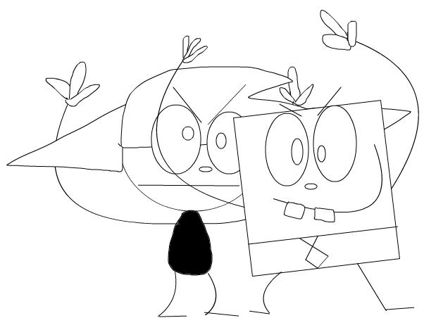 doodle nick