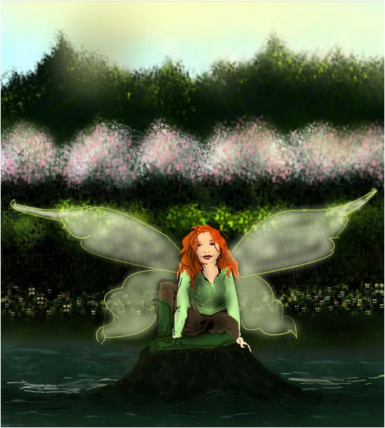 Wish I had a River (Fairy Re-Mix)