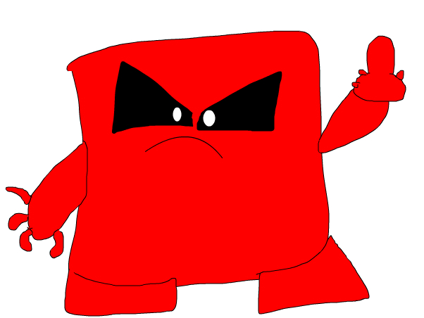 meat boy hates spammers