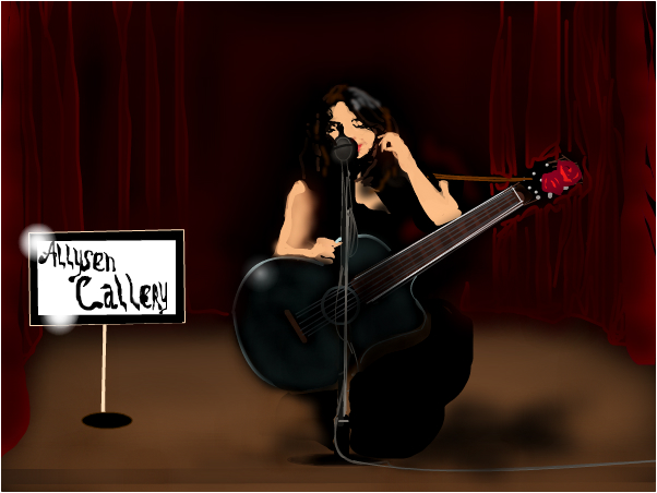 Allysen Callery Live