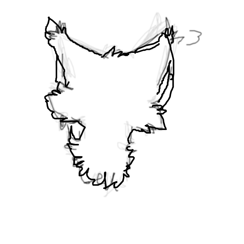 how i to draw Warriors Cat?