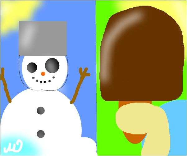 Зима или Лето?