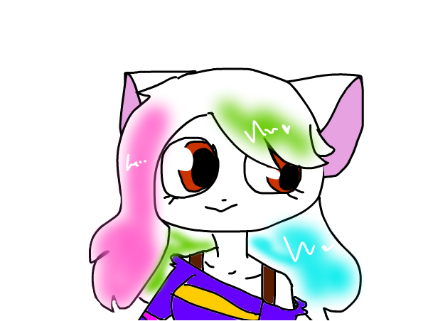 a gift for a fren named kitty 428
