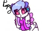 My furry OC: Popsy