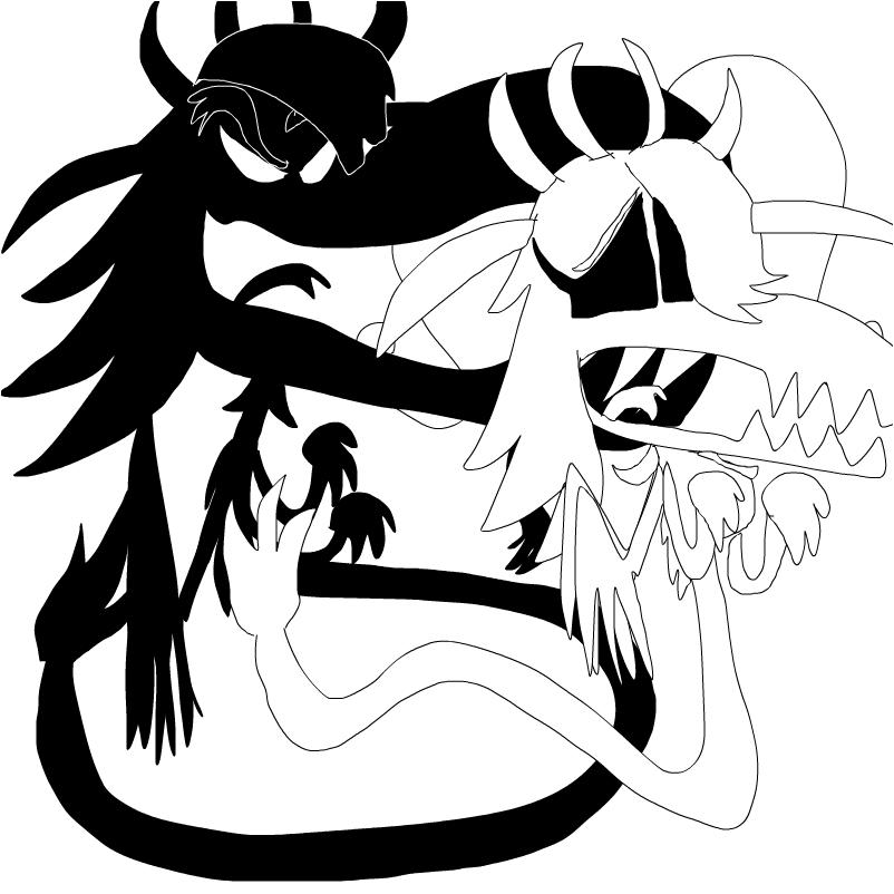 dragons backstory