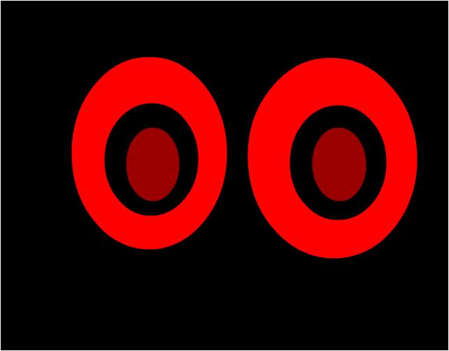 eye red player one, gtg