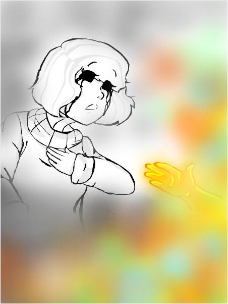 """Hey, Sadness...""  :)"