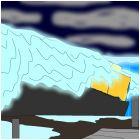 on tsunami main storm