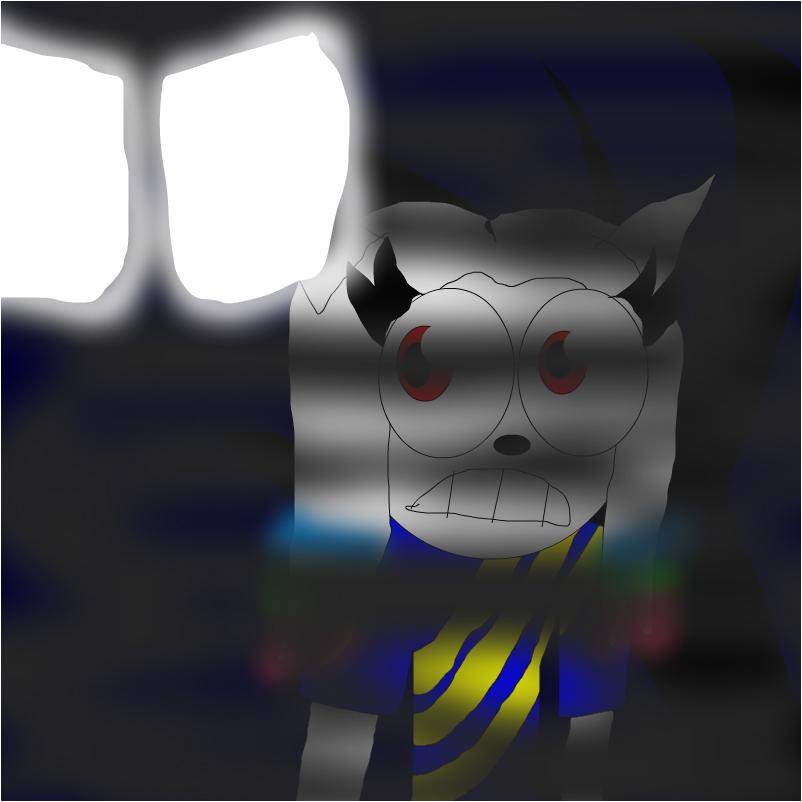 dark of night horror game