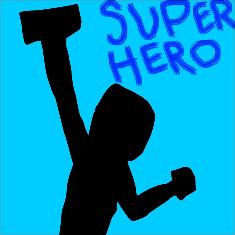 my super hero the of