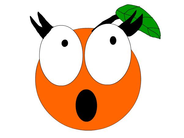 orange my no!