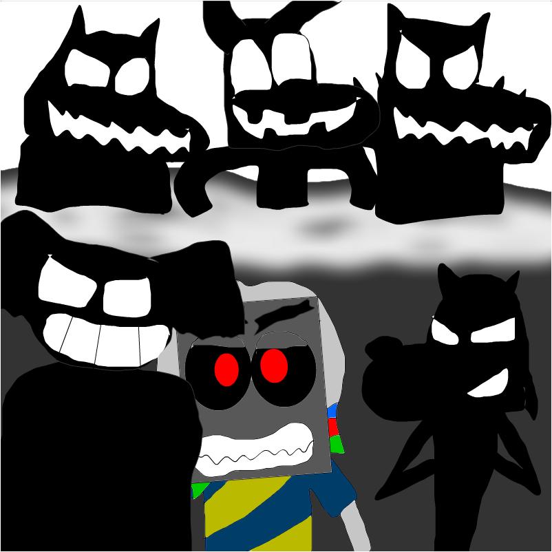 copycat shadow of player