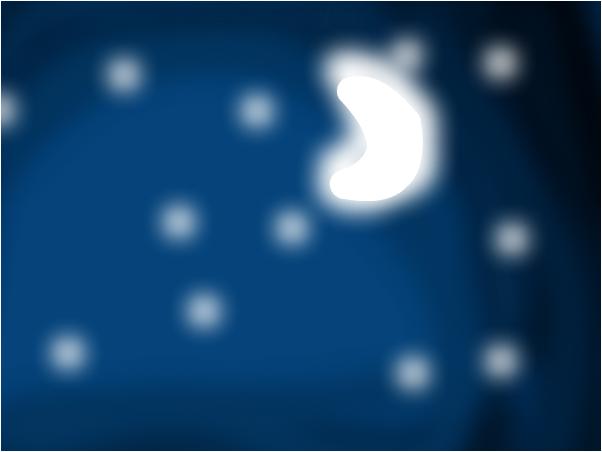 Просто ночь :D