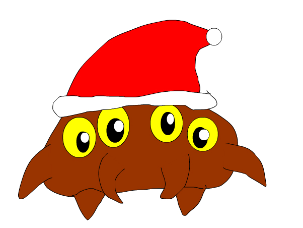 spider of christmas
