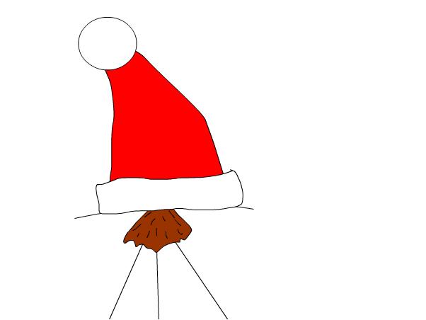 me me christmas happy three