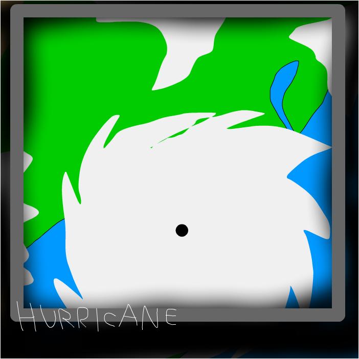 someting's contorl satellite hurricane