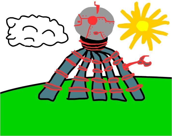 робот 141