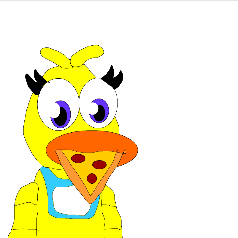 the chica one pizza??