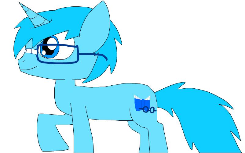 Sniffles as a Pony