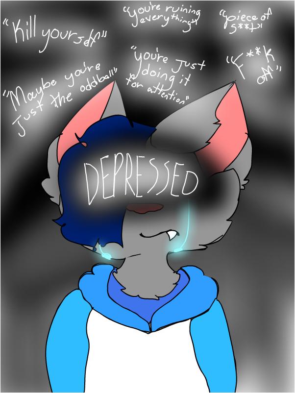 I have Depression.