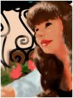 Cheryl in Sunlight Garden