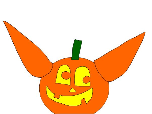 day 3 pumpkin halo