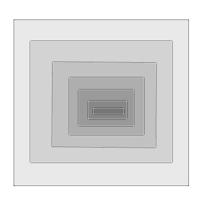 серый коредор