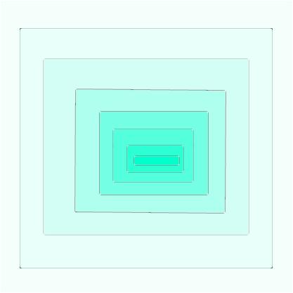 синей коредор