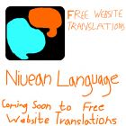 Niuean Language coming soon