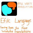 Efik Language coming soon