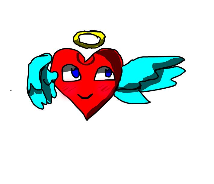 angel de coracion
