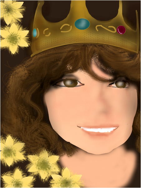 Sunflower Birthday Princess